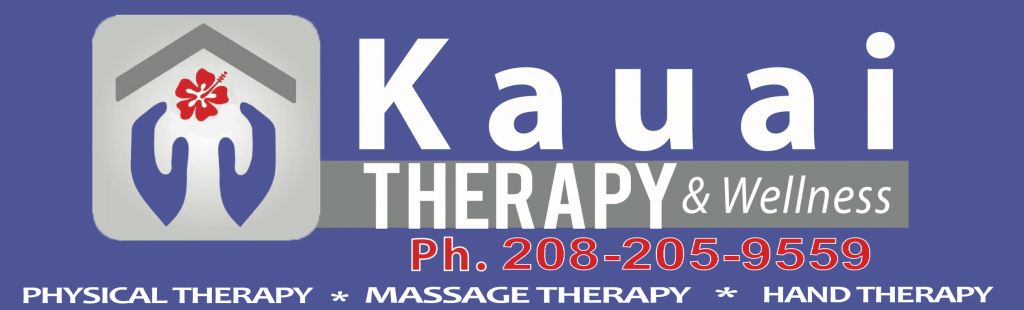 Kauai Therapy and Wellness Logo, An idaho medical practice associated with The North Idaho Medical Village